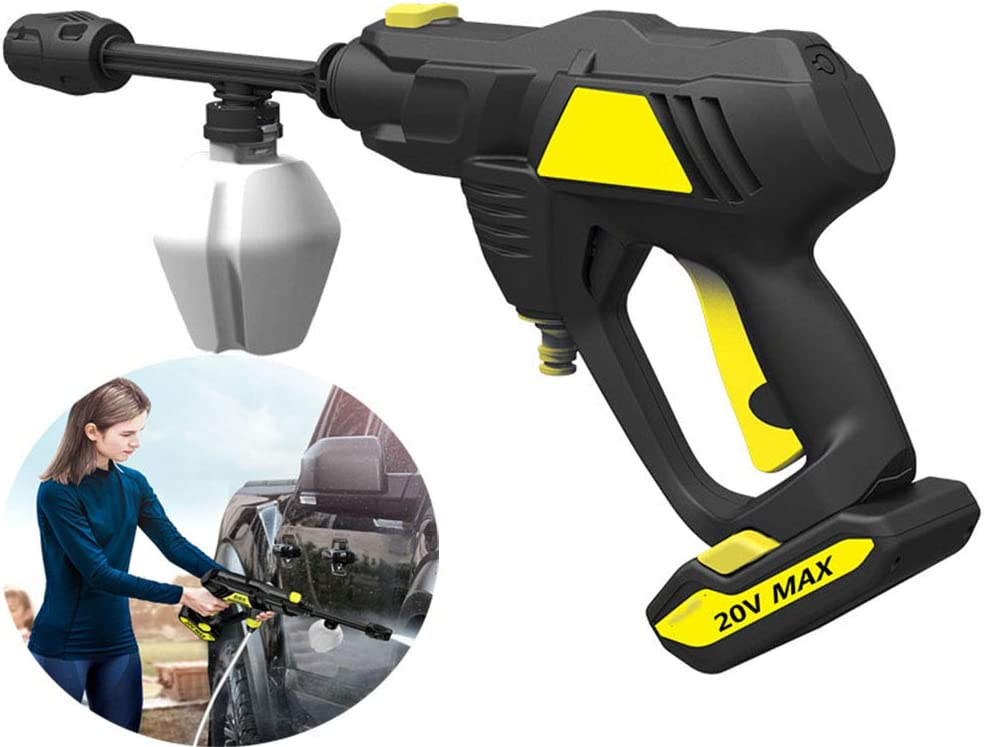 Some reservation Max 42% OFF 20V Wireless Car Washing Machine G Water Portable High-Pressure