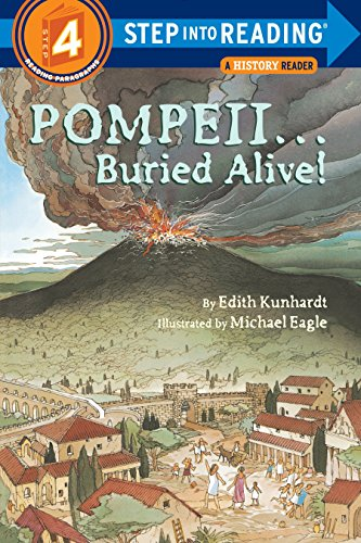 Pompeii...Buried Alive! (Step into Reading)の詳細を見る