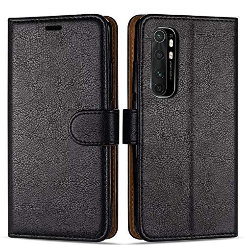 Hülle Collection Hochwertige Leder hülle für Xiaomi Mi Note 10 Lite Hülle (6,47