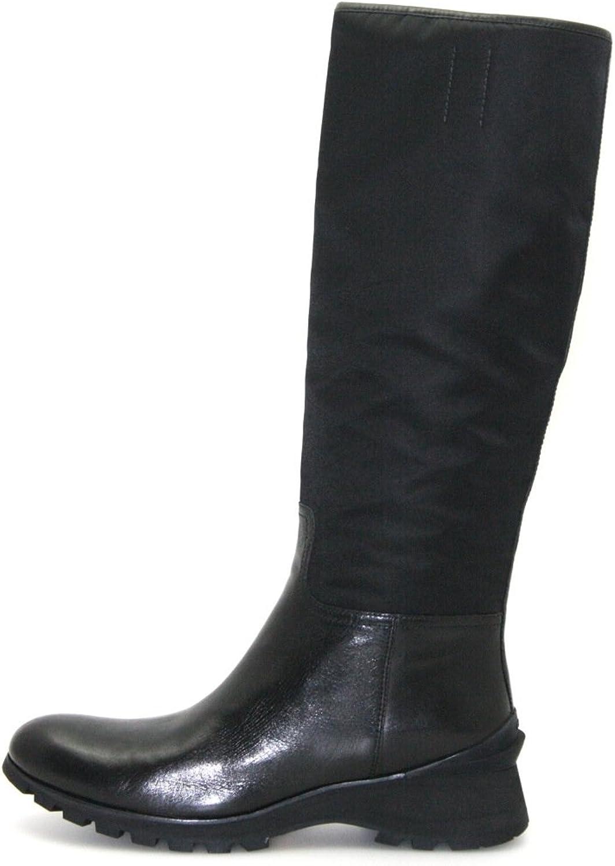 Prada Damen 3 W4941 Leder Stiefel  | Sale