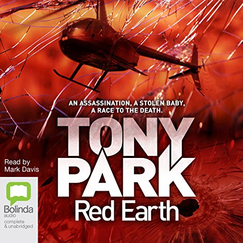 Red Earth audiobook cover art