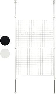 [山善] 突っ張りパーテーション(幅90) SP-90(W) ホワイト
