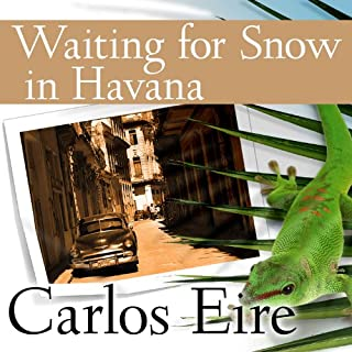 Waiting for Snow in Havana audiobook cover art