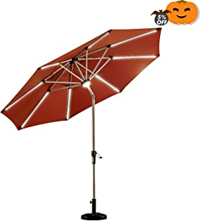 Best solar powered umbrella Reviews