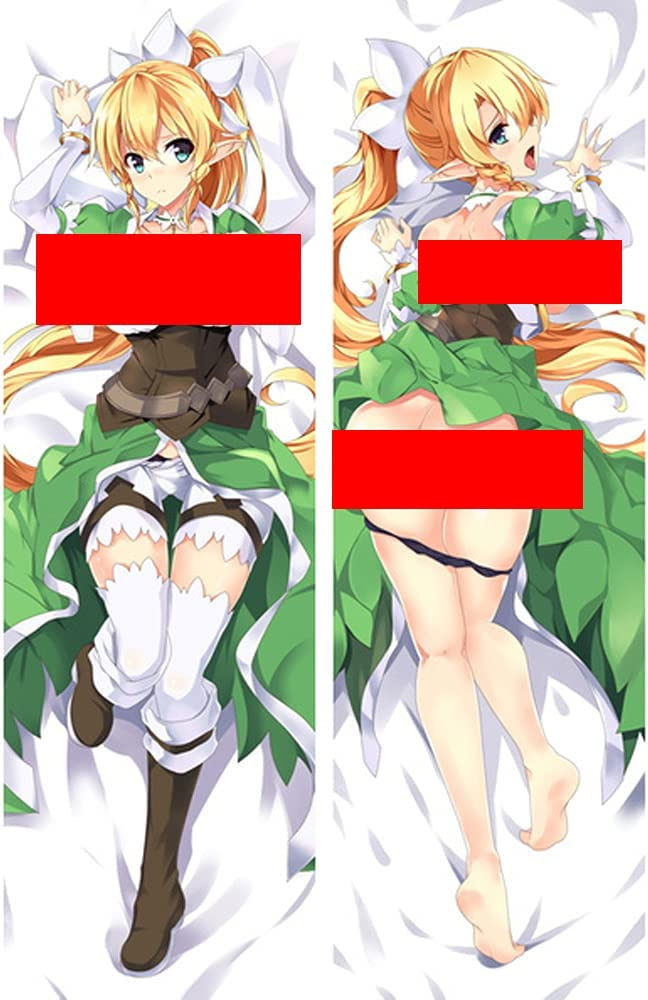 Pwwpyy Max 86% OFF Anime Name: Sword Art Online Pillo Complete Free Shipping Body Pillowcase