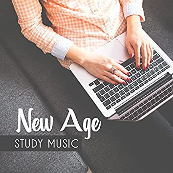 New Age Study Music – Calm Sounds to Learn Fast, Sounds for Easy Study, Peaceful Waves, Stress Relief