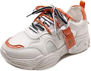 ZOSYNS Sneakers voor dames, gymschoenen, dames, sportschoenen schoenen met verhoogde voetbalschoenen, outdoorschoenen, maa...