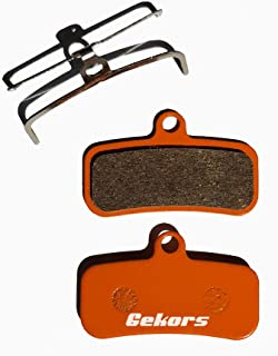 Gekors Bicycle Disc Brake Pads for Shimano Saint M810/Zee M640