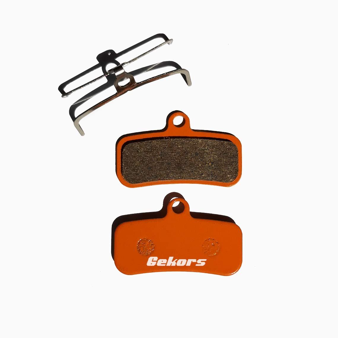 Gekors Bicycle Disc Brake Pads for Shimano Saint M810//Zee M640