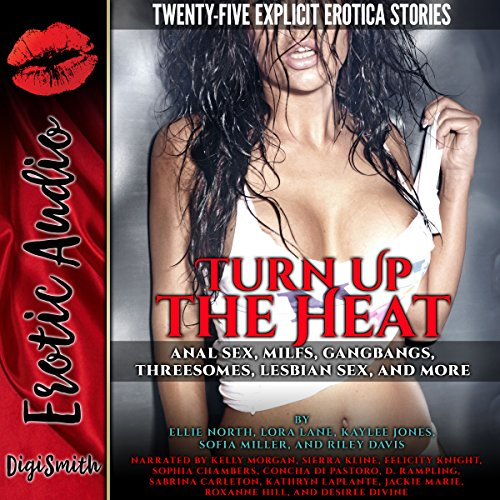 Turn up the Heat audiobook cover art