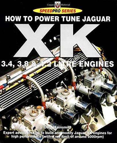 How to Power Tune Jaguar Xk Engines (Speedpro)