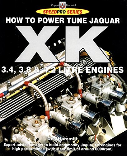 How to Power Tune Jaguar Xk Engines (Speedpro)
