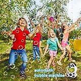 Immagine 1 magicfun macchina per bolle bambini