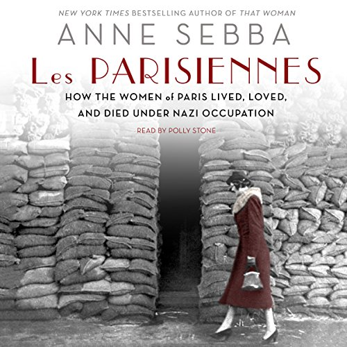 Les Parisiennes audiobook cover art
