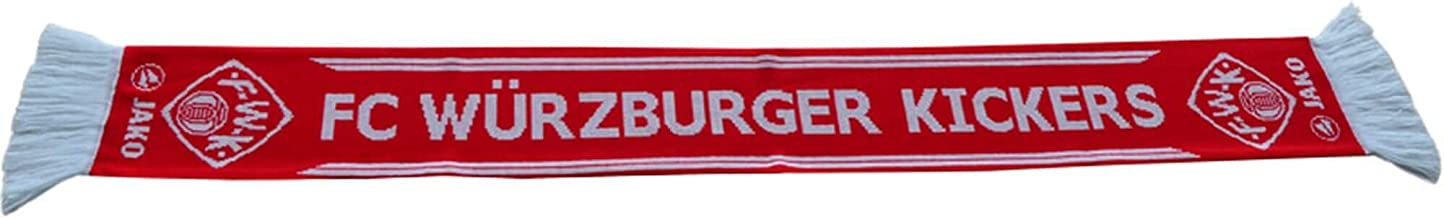 JAKO FC W/ürzburger Kickers Polyesterhose Competition 2.0 2018//2019 schwarz