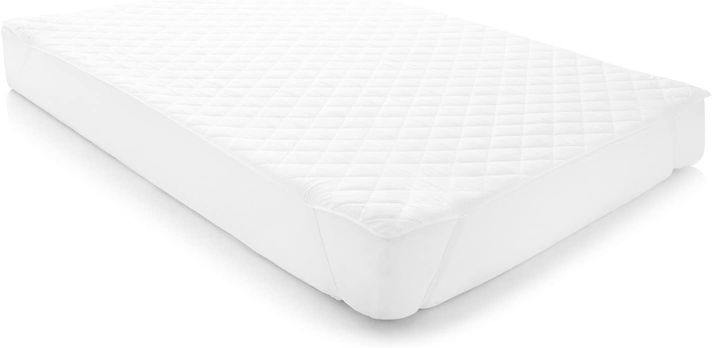 Livingston Home Sale item Design Collection- Quilted Full Pad. Pa Mattress Cheap SALE Start