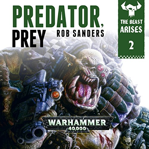 Predator Prey: Warhammer 40,000 cover art