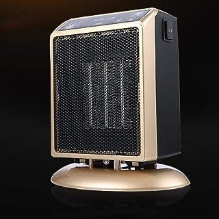 HKDJ-900W Portátil Tranquilo Calefactor con 2 Configuraciones De Calor,3S Calentamiento Rápido,Protección contra Sobrecalentamiento Y Vuelco para El Hogar, La Oficina, El Dormitorio 17 * 8 * 19CM