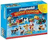 PLAYMOBIL Playmobil-6624 Calendario de Adviento clásico, Color (6624)