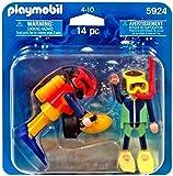 PLAYMOBIL DuoPack - Paquete de Duo Buzo 5924 Nuevo en Empaque