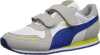 PUMA Kids' Cabana Racer Velcro Sneaker