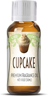 Cupcake Scented Oil by Good Essential (Huge 1oz Bottle - Premium Grade Fragrance Oil) - Perfect for Aromatherapy, Soaps, Candles, Slime, Lotions, and More!
