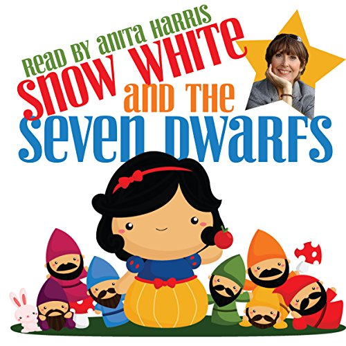 『Snow White and the Seven Dwarfs』のカバーアート