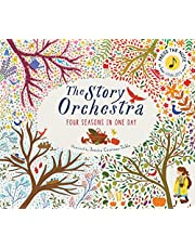 The Story Orchestra: Four Seasons in One Day: Press the Note to Hear Vivaldi's Music: 1