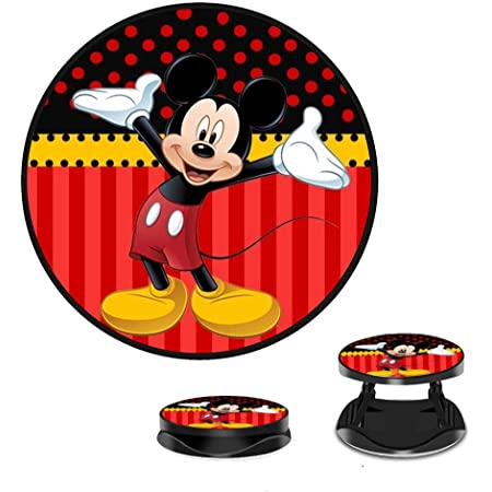 Mickey Mouse DIY Anchor Phone Holder Stand