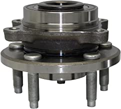 Detroit Axle - Front Wheel Bearing & Hub Assembly - 2009-2016 Ford Flex - [2010-2016 Ford Taurus] - 2009-2016 Lincoln MKS - [2010-2016 Lincoln MKT]