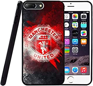 Saul&Dunn Manchester United iPhone 6 Plus/iPhone 6s Plus Case Graphic Drop-Proof Durable Slim Soft TPU Cover