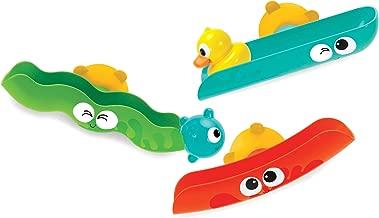 Kidoozie Splish 'n Splash Tub Tracks Bathtub Toys