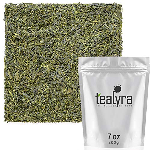Tealyra - Sencha Kakegawa - Japanese Green Tea - The Best Japanese Tea -...