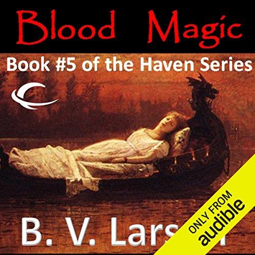 Blood Magic cover art