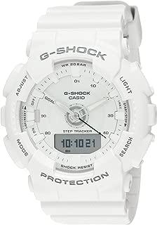 GSHOCK Boy's Automatic Wrist Watch analog-digital Display and Resin Strap, GMAS130-7A