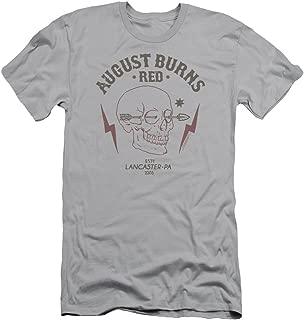 August Burns Red Arrow Skull Slim Fit Unisex Adult T Shirt for Men and Women