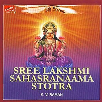 Sree Lakshmi Sahasranaama Stotra