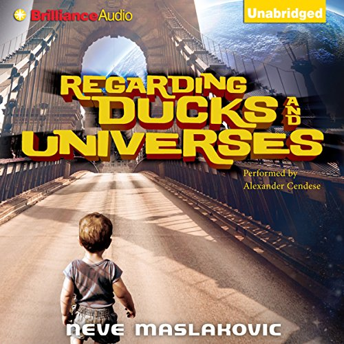 Regarding Ducks and Universes audiobook cover art