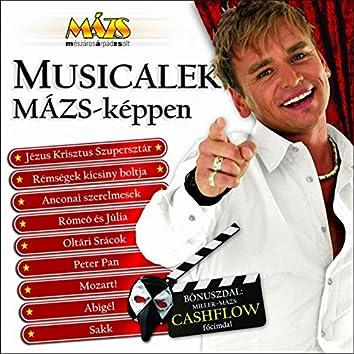 Musicalek MÁZS-Képpen