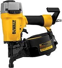 Dewalt DW66C-1R 15 Degree 2-1/2 inches Coil Siding Nailer (Renewed)