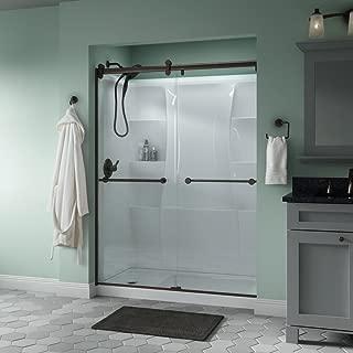 Best elegant sliding shower door Reviews