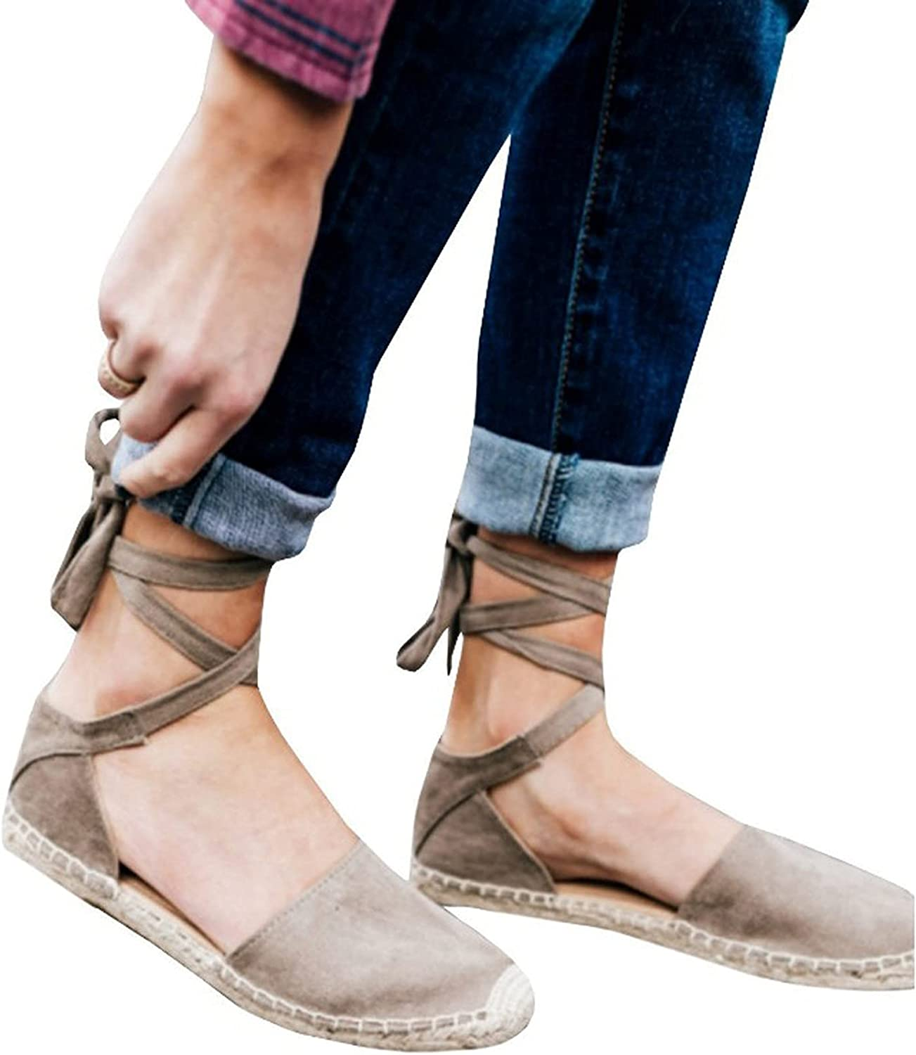 Hgndbloo Flat Platform Seasonal Wrap Introduction Sandals San Francisco Mall for Slippers Women Outdoor Casual
