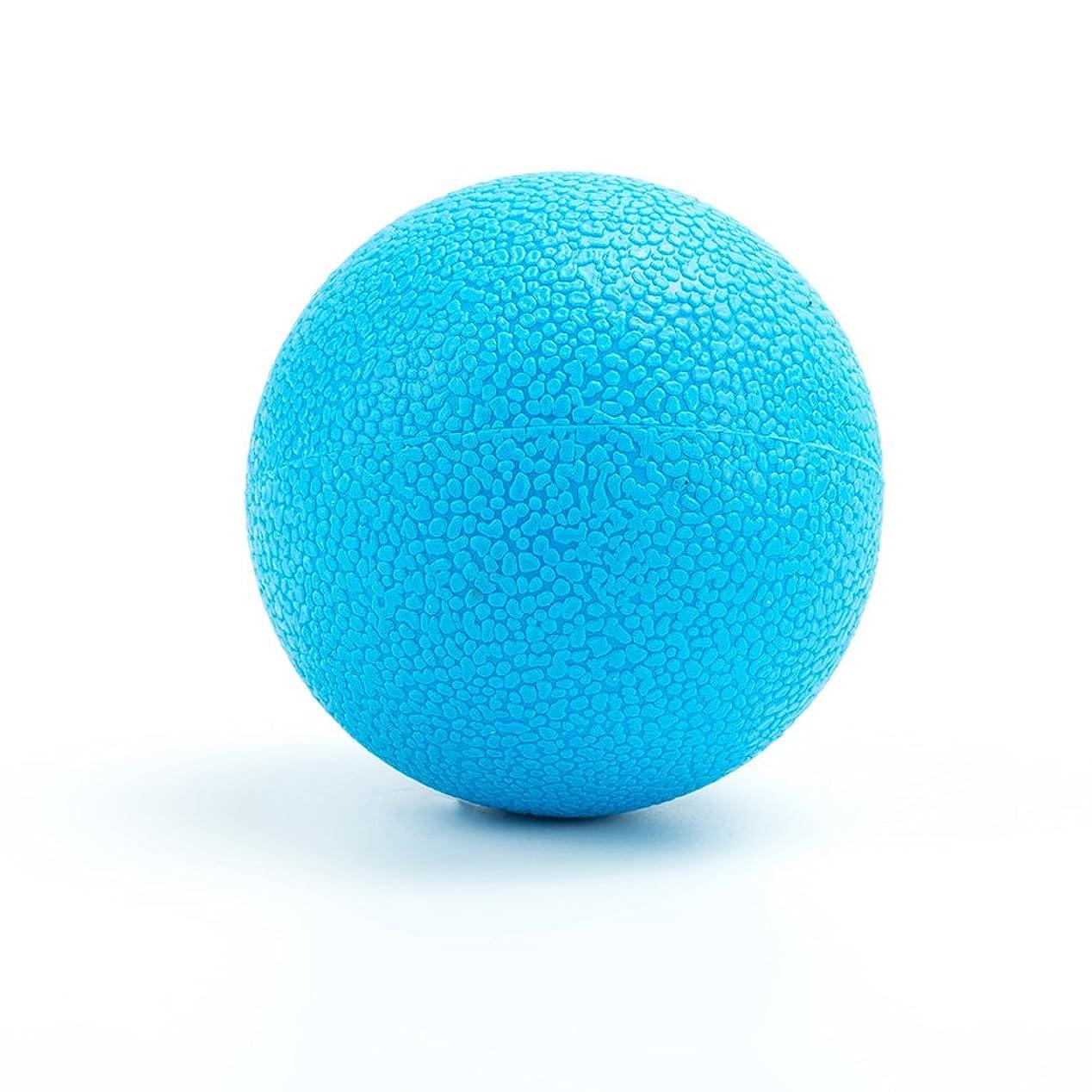 被るゴミ失態Massage Ball マッサージボール 筋膜リリース Yoga Lacrosse Ball 背中 肩こり 腰 ふくらはぎ 足裏 ツボ押しグッズ
