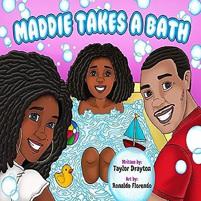 Maddie Takes A Bath