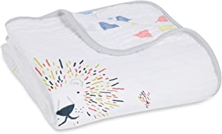 Aden and Anais Leader of The Pack Classic Muslin Dream Blanket, Multicolour