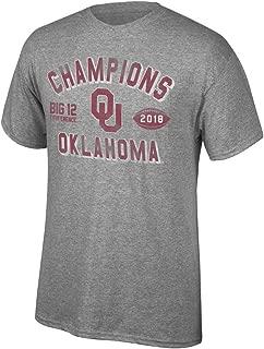 Elite Fan Shop 2018 NCAA Conference Champs Triblend Tshirt