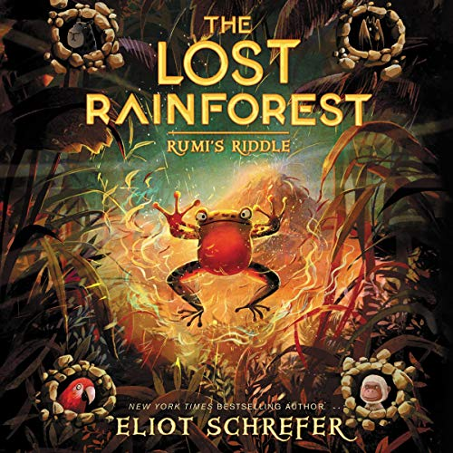 The Lost Rainforest #3: Rumi's Riddle cover art