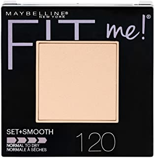 Maybelline Fit Me Set & Smooth Pressed Powder - Classic Ivory