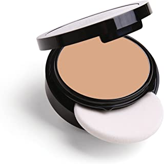 Marcelle Hypoallergenic and Fragrance-Free Flawless Pressed Powder - Buff Beige