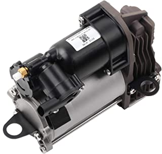 INEEDUP 1663200104 Air Suspension Compressor Airmatic Air Pump Replacement Fit for 2013-2015 Mercedes-Benz GL350/ 2013-2015 Mercedes-Benz GL450/ 2014-2015 Mercedes-Benz GL500/ 2013-2015 Mercedes-Benz